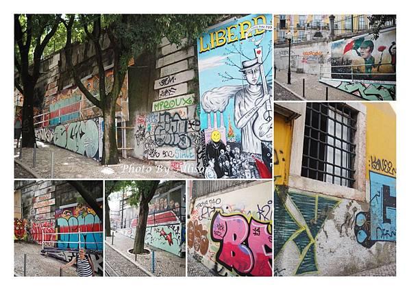 里斯本街頭塗鴉