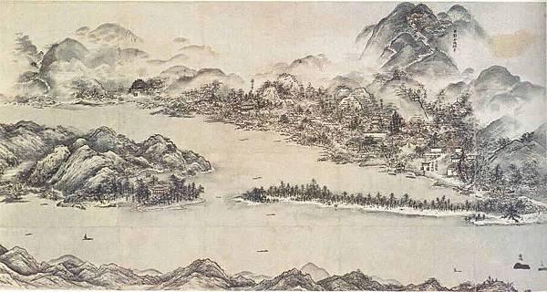 Sesshuu-amanohashidate1111