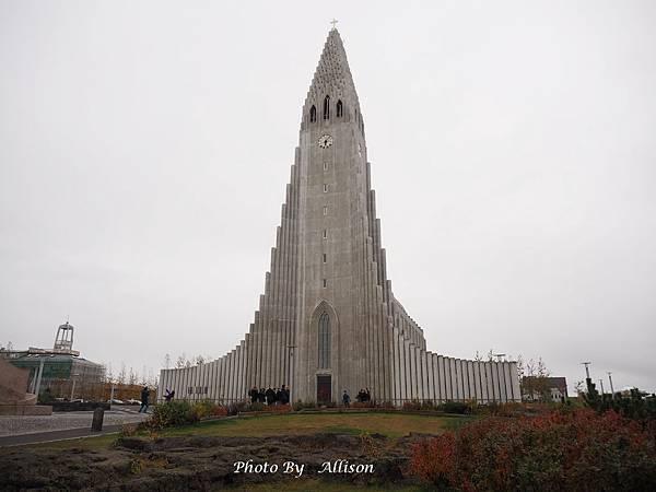 冰島 哈爾格林姆教堂