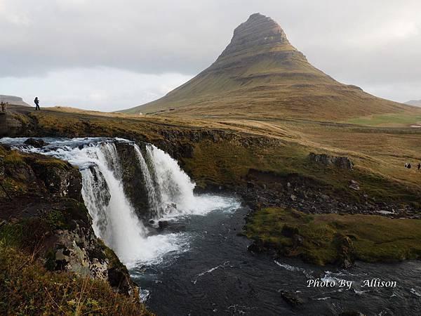 冰島 教會山及神靈瀑布