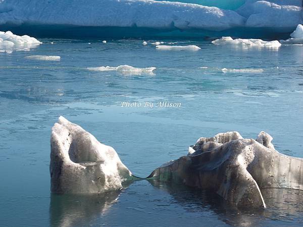 冰島冰河湖