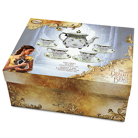 Beauty and the Beast Limited Edition Fine China Tea Set - Live Action Film-2.jpg