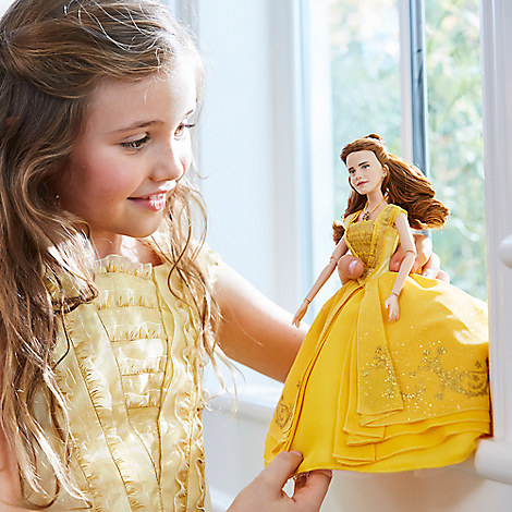 Belle Film Collection Doll - Beauty and the Beast - Live Action Film - 11 1/2%5C%5C-2.jpg