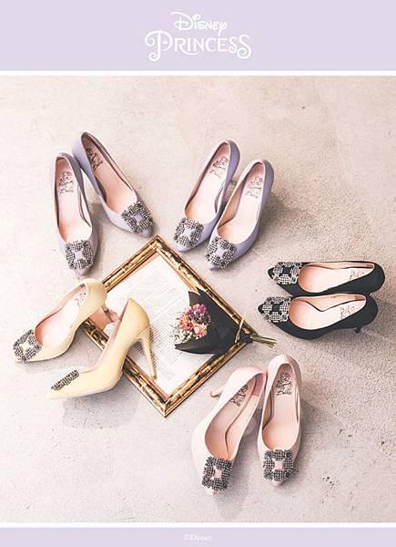 gracegift_貝兒玫瑰方鑽釦跟鞋.jpg