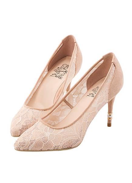 gracegift_貝兒珍珠蕾絲跟鞋2.jpg