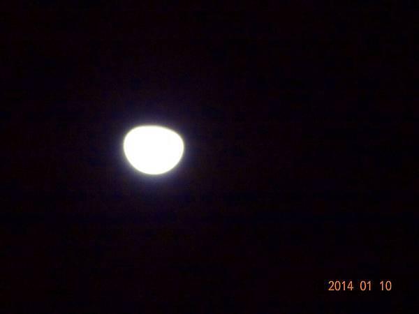 月明星稀?不!星光也亮,只是我拍不成