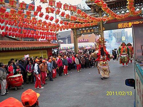 鹿港射燈謎、逛老街、賞藝品、吃美食【二月初】 (26)