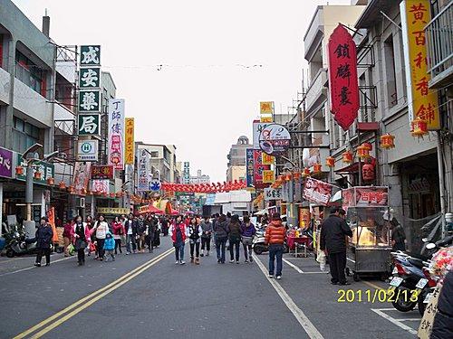 鹿港射燈謎、逛老街、賞藝品、吃美食【二月初】 (19)