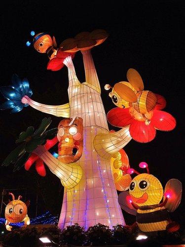 鹿港燈會(五)元宵節。鹿港夜 (23)