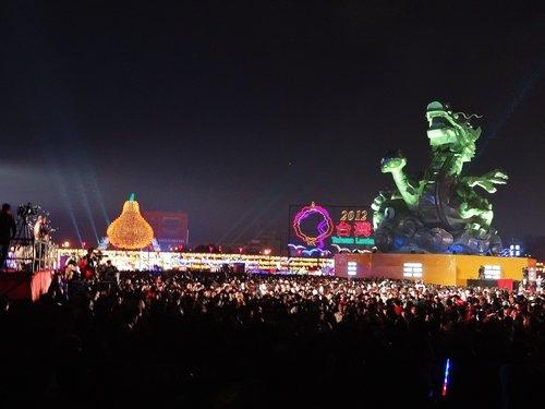 鹿港燈會(五)元宵節。鹿港夜 (24)