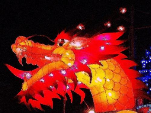 鹿港燈會(五)元宵節。鹿港夜 (9)