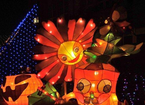鹿港燈會(五)元宵節。鹿港夜 (11)