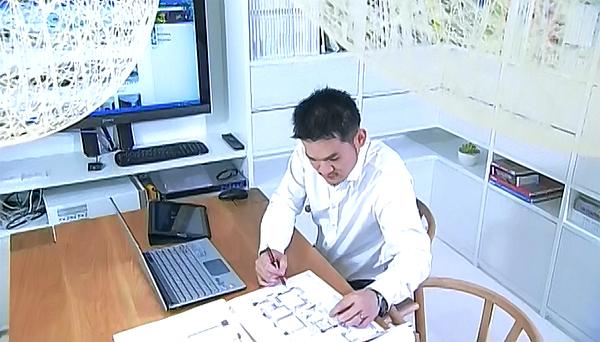 權釋設計 室內設計 裝潢 裝修 洪韡華 企業化