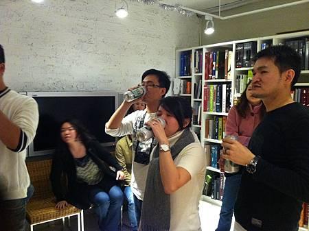 創空間耶誕party23.JPG