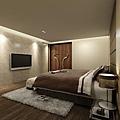20110218-敦化-主臥室-2