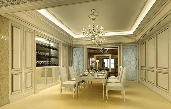 權釋設計-中悅彼得堡賴宅1
