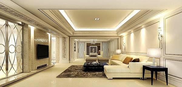 權釋設計-中悅彼得堡賴宅2