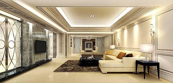 權釋設計-中悅彼得堡賴宅3