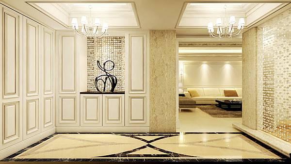 權釋設計-中悅彼得堡賴宅5