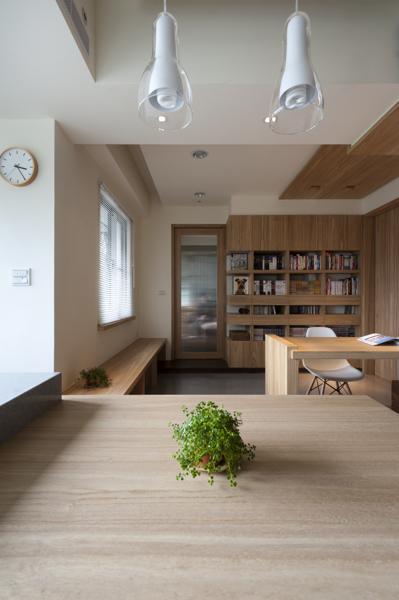 權釋設計-信義18號客餐廳1-1-廚房餐廳09