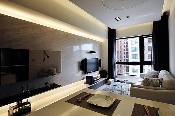 權釋設計 室內設計 裝潢 裝修 石材 大理石