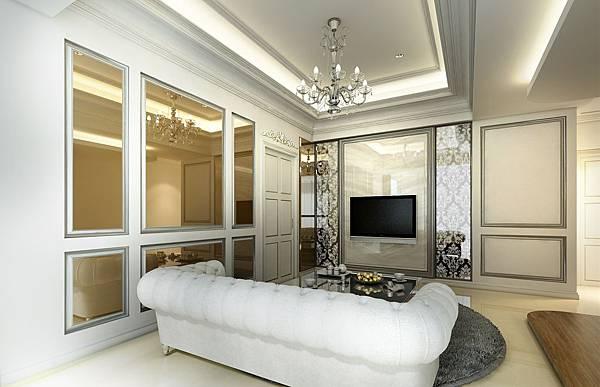 權釋設計 室內設計 裝潢 裝修 小豪宅