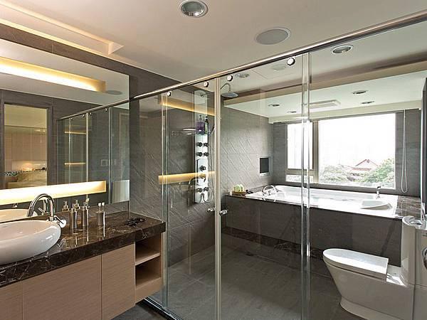 權釋設計 室內設計 裝潢 裝修 浴室