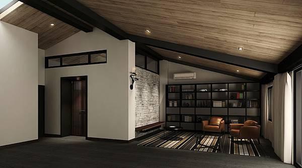 權釋設計 室內設計 裝潢 裝修 竹里館 新東方 簡約 人文 休閒