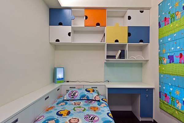 權釋設計 室內設計 裝潢 裝修 兒童房