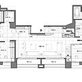 20111205-新富都葉公館-平面圖
