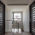 權釋設計規劃推薦新建案樣品屋新竹一品院豪宅住宅居家空間裝潢建材造型天花工程中古屋價格費用樓梯-11