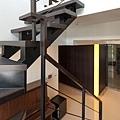 權釋設計規劃推薦新建案樣品屋新竹一品院豪宅住宅居家空間裝潢建材造型天花工程中古屋價格費用樓梯-07