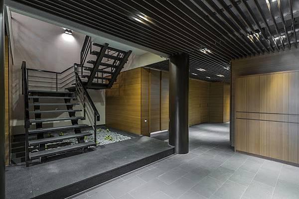權釋設計 室內設計 中壢會館