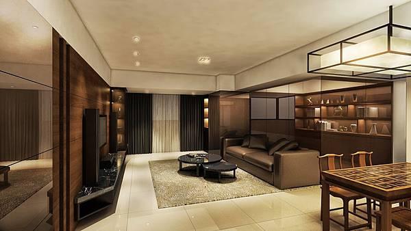 權釋設計 室內設計 台北室內設計 新竹室內設計 竹北室內設計 台中室內設計 高雄室內設計 水蓮山莊