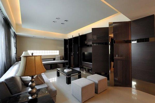 權釋設計 室內設計 裝潢 裝修 桃園 平鎮寬庭 低調奢華