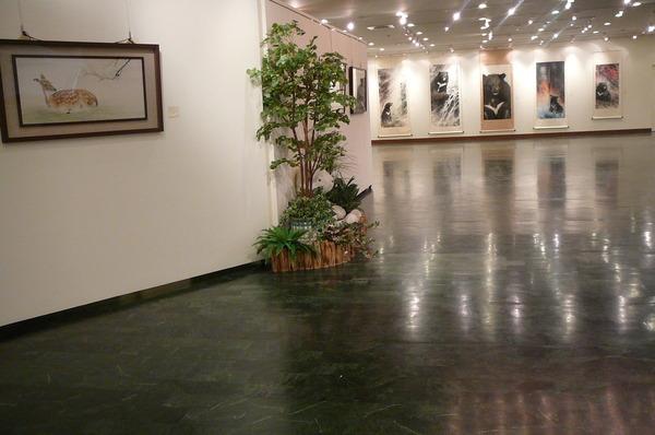 展覽會場2