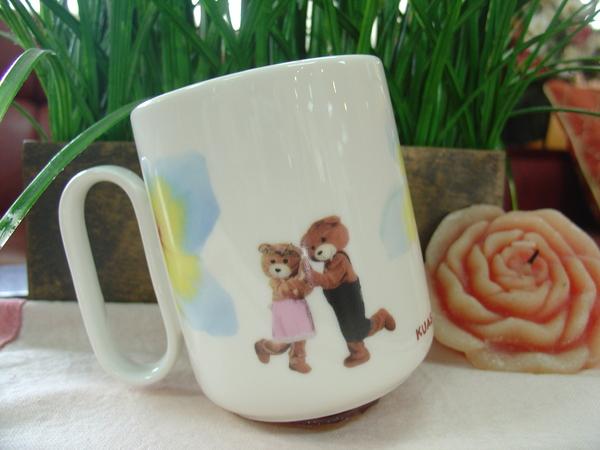 歐趴熊造型杯第二代-1