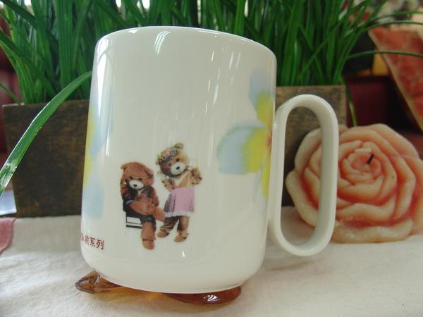 歐趴熊造型杯第二代-2