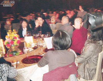 曾蔭權江湖派對