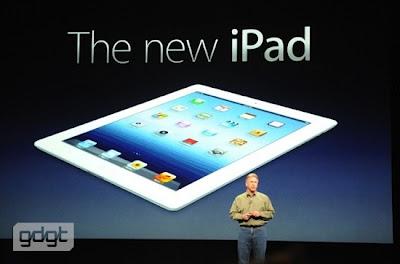 新iPad 16日賣