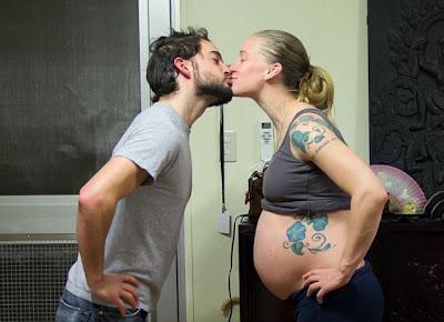 90秒懷孕