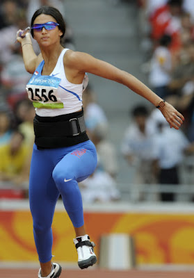 倫敦奧運美女