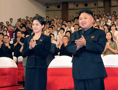 北韓第一夫人