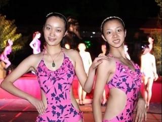 中國安徽選美