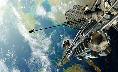 太空升降機
