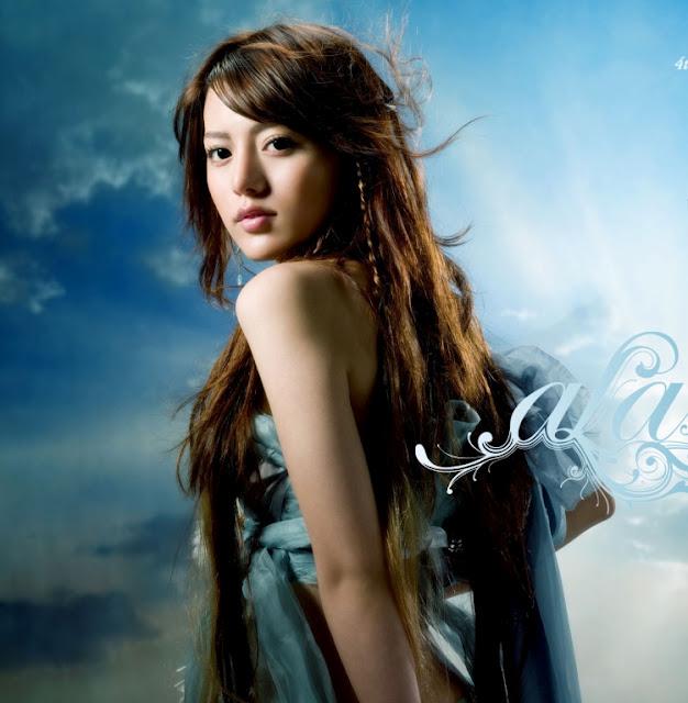 藏族少女阿蘭