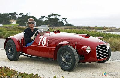 最老法拉利跑車