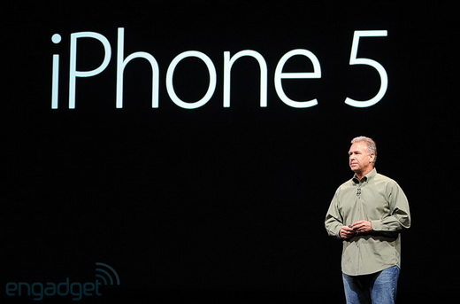 iphone 5發佈會