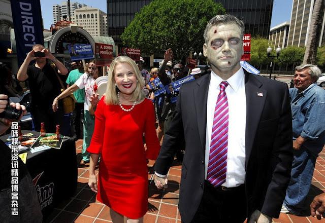 美國殭屍總統
