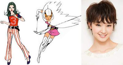 科學小飛俠真人版 - 剛力彩芽飾科學小飛俠 被轟差很大